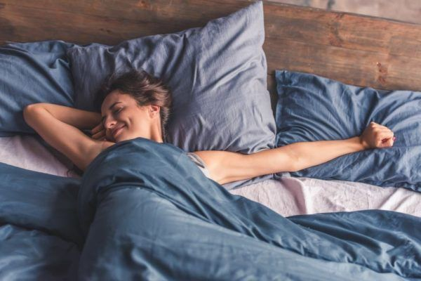 Relajacion guiada dormir