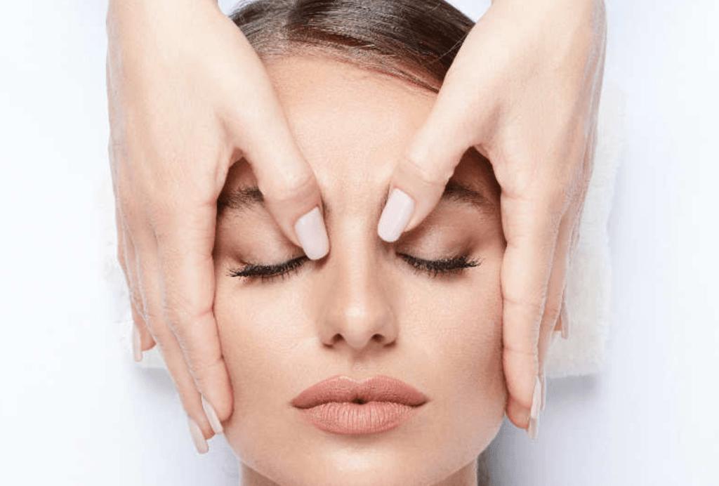 masaje pestañas