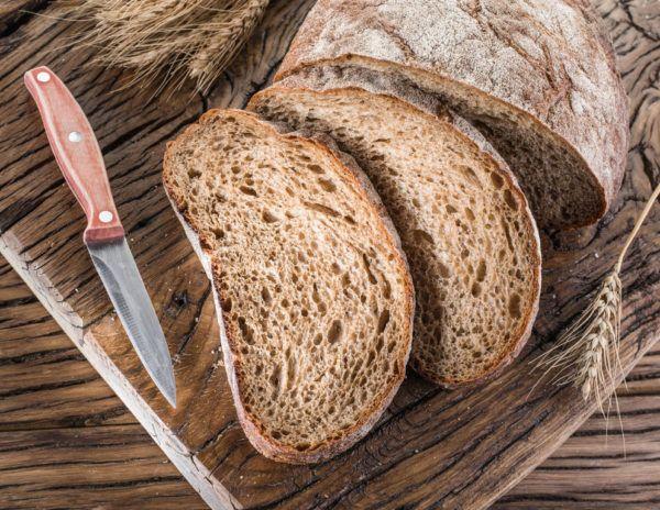 Propiedades nutritivas del pan de centeno