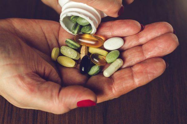 Suplemento de vitamina B12